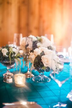 I want to combine this table setting with a lighter color teal.