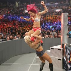 SummerSlam 2016: Sasha Banks vs. Charlotte – WWE Women's Championship Match