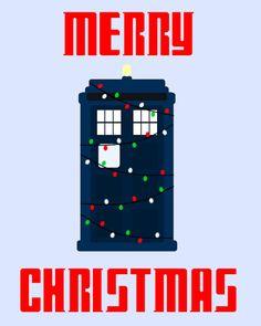 Merry Christmas everyone! Doctor Who Tardis, 10th Doctor, Doctor Who Tumblr, Loki Marvel, Hello Sweetie, Man Go, Merry Christmas Everyone, Disney Marvel, Bad Wolf