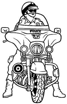 38 En Iyi Polizei Ausmalbilder Goruntusu Police Cars Coloring