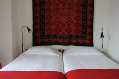 Twin: Travelling | 1st Floor | Double Bed