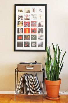 Cheap Art Picture Frame Ideas | Apartment Therapy