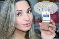 Resenha: Bronzing Powder Mary Kay/ 3 cores
