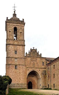 Monasterio de Santa María la Real de Irache, Navarra.