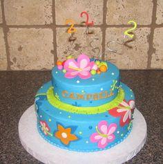 "Cake Boss Birthday Cakes Hollywood | Hula Girl Birthday Cake by ""Christina Caudillo"""