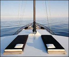 Style Icon… Anouska Hempel/  Her yacht!