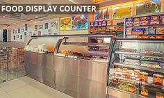 Food Display Counter – A Key To Go Yumilicious  Displaying the food in best way is ideal way to attract customers to your food shop. Attractive food display counter makes it possible.