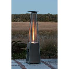 Extend Your Backyard Entertaining Season By Providing A Uniquely Visual  Flame   Fire Sense Patio Heaters
