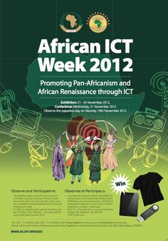 African ICT Week 2012 {African Union Commission}