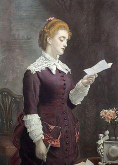 John Everett Millais.  (1829-1896). No,.