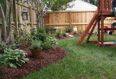 Wow! DIY makeover totally transformed this backyard into a family fun center.