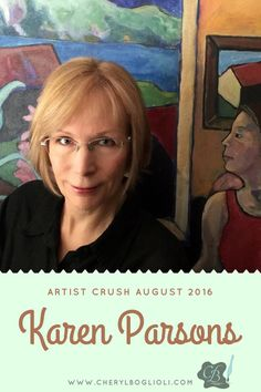 Artist Crush August
