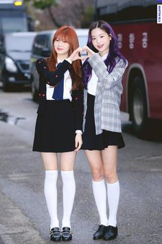 Photo album containing 12 pictures of Minju, Wonyoung Fashion Tag, Daily Fashion, Eyes On Me, Japanese Girl Group, Kim Min, First Baby, Airport Style, Korean Beauty, Kpop Girls