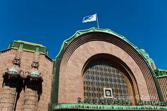 Ann-Kristina Al-Zalimi, helsinki, finland, helsinki railwaystation, eliel saarinen, architecture, architecture in finland, finnish architecture, helsingin rautatieasema