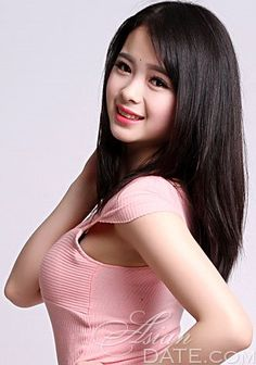 Mulheres lindo imagens: Mulher universitário asiático Haiyan (Terry) de Chongqing