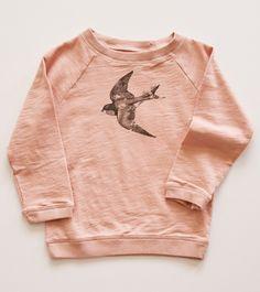 Louis Louise James Sweatshirt, Pink