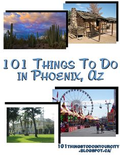 101 Things to Do in Phoenix | Spring trippin'
