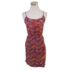 Ecko Red Dress Ecko Red dress in a nice, multi colored print. Gently worn once. Adjustable straps. Side pockets. ▫️Size S ▫️100% Rayon  ▫️Gentle cycle wash 🔅BUNDLE & SAVE🔅 ✅Smoke/Pet free home 📦Shipment Days: Monday, Wednesday & Friday 🔘Please use offer button for all offers •Don't forgot to check out my CURRENT UPDATES listing Ecko Red Dresses