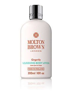 Molton Brown Gingerlily Body Lotion/10 oz. Formerly Heavenly Gingerlil