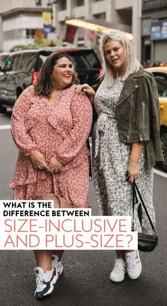 A bit of clarification on these two popular fashion terms.#plussize #plussizeclothing #clothing #fashion Represent Clothing, Fashion Terms, Bubble Skirt, Fashion Gallery, All Brands, Dream Dress, New York Fashion, What To Wear, Plus Size