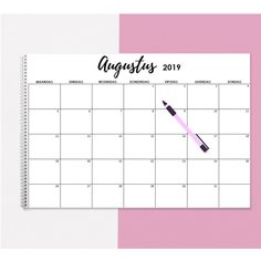 Kry jou #gratisaflaai Augustus-maandkalender nou op Mammieblok!  #kalender #kalender2019 #planner #agenda #monthlyspread #planning #monthlycalendar #gratis #free #download #downloadnow #freedownload #gratisaflaai #afrikaans #mammieblok