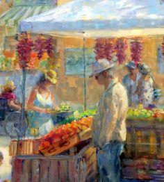 Art Talk - Julie Ford Oliver