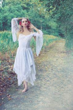 New Fairy Gwendolyn Shorter Style Medieval Dress