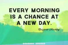 Every morning is a chance at a new day #motivational #inspirational #quote #life #peanutallergy #dream
