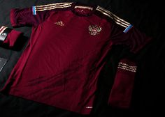 Russia 2014 World Cup adidas Home Jersey