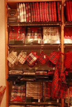 tartan home decor - Google Search