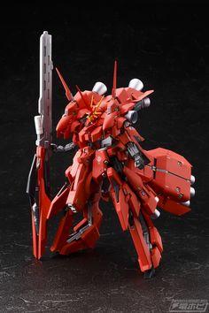 Custom Build: 1/144 ARZ-125 Rehaize [Gundam AOZ Reboot] - Gundam Kits Collection News and Reviews