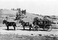 #Stagecoach 1830's