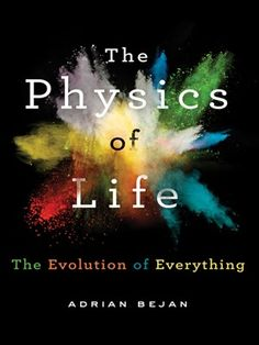 The Physics of Life | Book available for free digital download from Mesa Public Library.