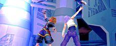 Sora x Riku (Fist Bump)