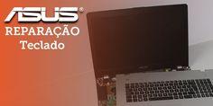Reparação de um portátil Asus N76V