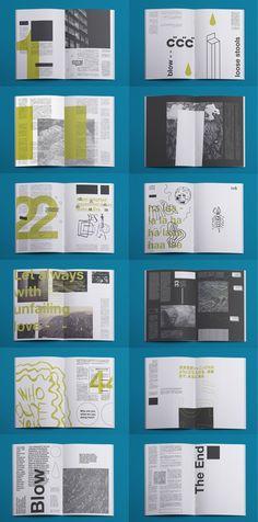 m& Fanzine on Behance