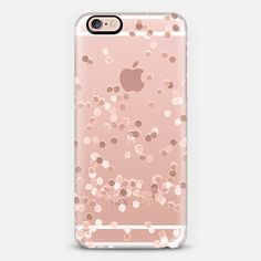 LIMITED EDITION ROSE GOLD Faux Glitter by Monika Strigel