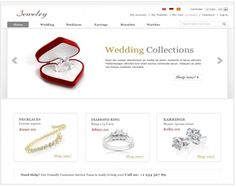 Best Ultimate Free jewelry store themes |website themes
