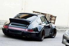 RWB Porsche 911 #porsche #rwb