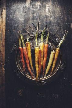 Honey-Roasted Carrots