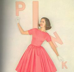 Pink - 1950s