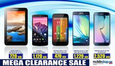 Looking For A Great Gift But On Cheap Price Check Out On Our MEGA CLEARANCE SALE...  Purchase Here!!! http://mobileshop.ae/clearance-sale
