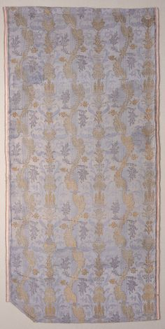 Textile, 1750–1800. https://collection.cooperhewitt.org/objects/18404215/