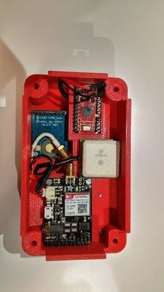 Picture of GPS Tracker for Alzheimer's Patients