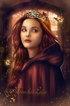 Beautiful Princess by moonchild-ljilja.deviantart.com on @deviantART