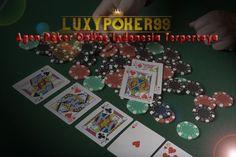 situs poker online penipu 2017 yang nanti nya dapat membantu anda terutama para pecinta judi poker pemula yang baru saja ingin mencoba bermain judi poker....
