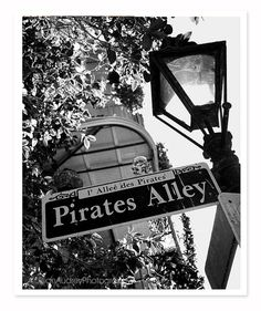 Pirate's Alley New Orleans Photography / by JillianAudreyDesigns