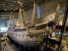 Ship shape: the Vasa Museum