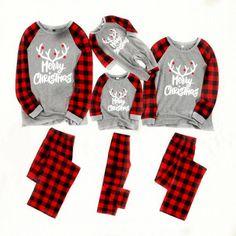 Xmas Pajamas, Family Pajama Sets, Matching Family Christmas Pajamas, Matching Pajamas, Matching Family Outfits, Christmas Family Shirts, Christmas Pyjamas, Christmas Clothes, Matching Clothes