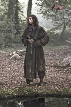 Natalia Tena in Juego de tronos (2011)